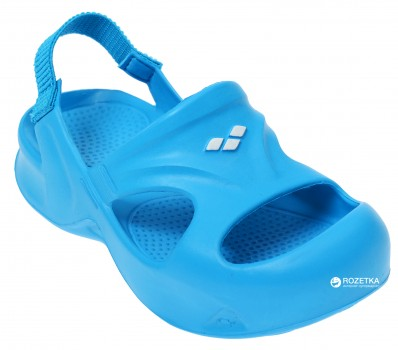 Сабо Arena Softy Kids Hook 81270-77 Turquoise/Eolian