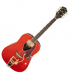 Гитара электроакустическая Gretsch G5034TFT Rancher Fideli-Tron Pickup Bigsby Tailpiece Savannah Sunset (226802)