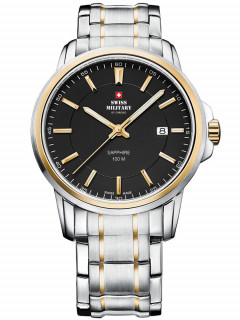 Часы Swiss Military SM34039.04 Herren Saphirglas 40mm 10ATM