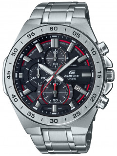 Часы Casio EFR-564D-1AVUEF Edifice Chronograph 46mm 10ATM