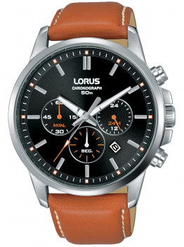 Години Lorus RT387GX9 Chrono 43mm 5ATM