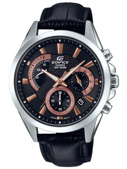 Годинник Casio EFV-580L-1AVUEF Edifice Chronograph 42mm 10ATM