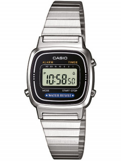 Часы CASIO LA670WEA-1EF Collection Damen 24mm 3ATM