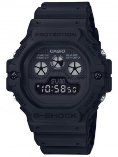 Часы Casio DW-5900BB-1ER G-Shock 46mm 20ATM
