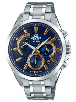 Годинник Casio EFV-580D-2AVUEF Edifice Chronograph 42mm 10ATM