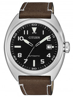 Часы Citizen NJ0100-11E Klassik Automatik 42mm 10ATM