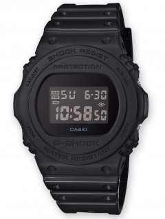 Часы Casio DW-5750E-1BER G-Shock 45mm 20ATM