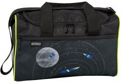 Сумка спортивная Herlitz Sportbag XL Space Космос (50021895)