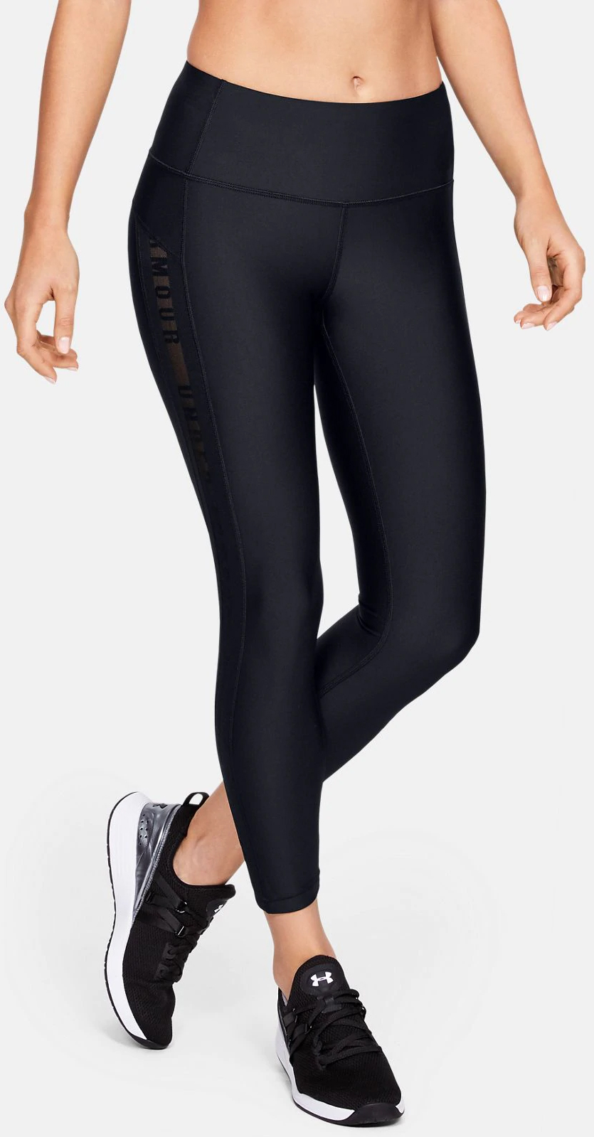 Капри Under Armour Ua Hg Armour Ankle Crop Branded 1329151-001 XS (192564167609)