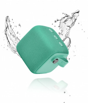 Акустична система Fresh 'N Rebel Rockbox Bold S Waterproof Bluetooth Speaker Peppermint (1RB6000PT)