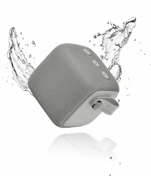 Акустична система Fresh 'N Rebel Rockbox Bold S Waterproof Bluetooth Speaker Cloud (1RB6000CL)