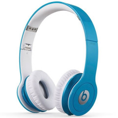 Beats by Dr. Dre Solo HD Light Blue