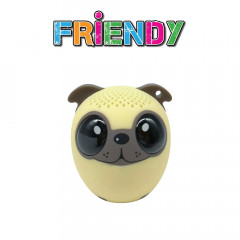 Портативная Bluetooth-колонка iDance Friendy 3W Dog (AS100-DOG)