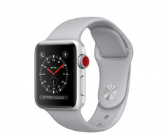 Apple Watch Series 3 GPS 38mm Silver Aluminium Case with Sport Band - Б/у