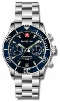 Мужские часы Swiss Military Watch 09502 3B BU