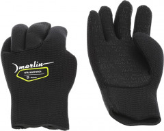 Перчатки Marlin Ultrastretch 5 мм XXXL Black (10837)