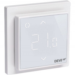 Терморегулятор DEVI Devireg Smart White(VIT00557)