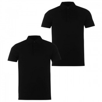 Поло Donnay Two Pack Black, L (10075141)