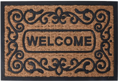 Придверный коврик Excellent Houseware 40x60 Welcome (A35390020_welcome_round)