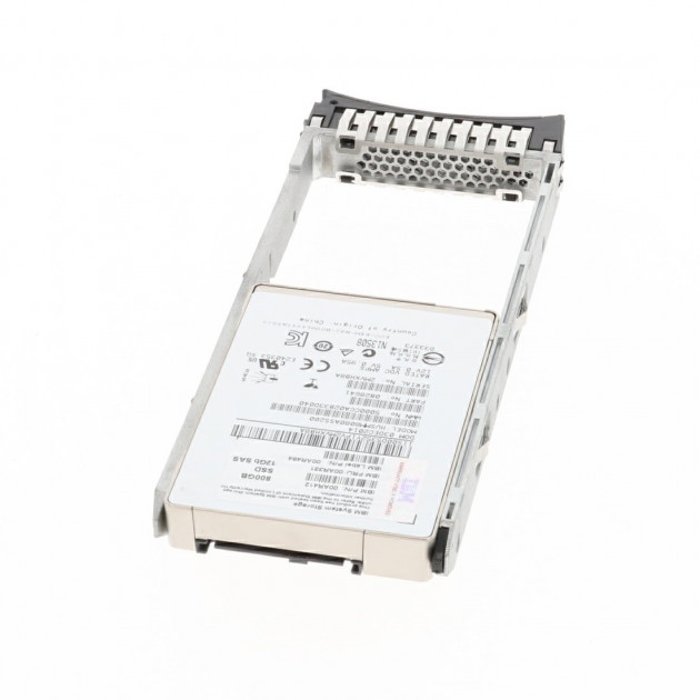 SSD IBM 800GB 2.5 INCH SSD (2078-AC92) Refurbished - зображення 1