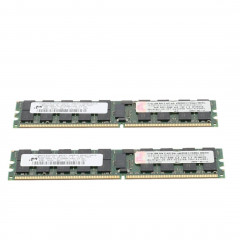 Оперативная память IBM 8GB (2x4GB) PC2-5300 CL5 ECC DDR2 667 LP RDIMM Mem Memory Kit (41Y2768) Refurbished