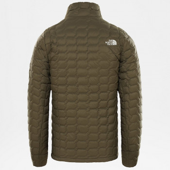 Куртка The North Face ThermoBall NF0A3KTV Black Ink Green