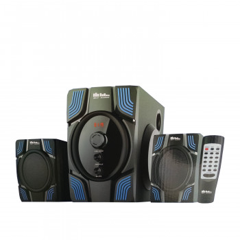 Музичний центр 2.1 SKY. Акустика 2.1. USB/SD/AUX/Bluetooth/FM-радіо. 007