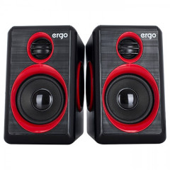 Ergo S-165 Red/Black