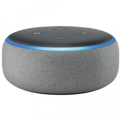 Amazon Echo Dot (3rd Generation) Heather Grey