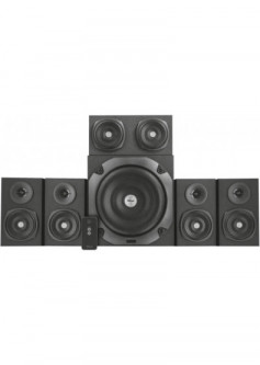 TRUST Vigor 5.1 Surround Speaker System Black (F00147890)