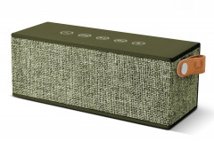 Портативная акустика Fresh 'N Rebel Rockbox Brick Fabriq Edition Bluetooth Speaker Army