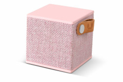 Портативная акустика Fresh 'N Rebel Rockbox Cube Fabriq Edition Bluetooth Speaker Cupcake