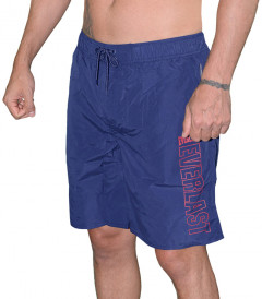 Шорты пляжные Everlast Mens Swim Short With Contrast Print On Leg EVR9925 S Темно-синие (0659153886926)