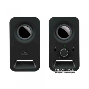 Акустична система Logitech Multimedia Speakers Z150 Black (980-000814)