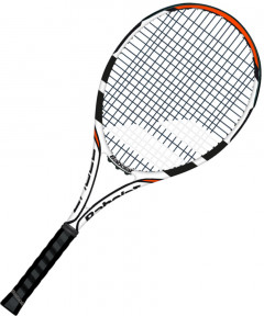 Ракетка Babolat Eagle Gr3 White/Black (170396/147-3)