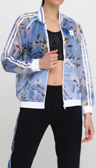 Спортивная кофта Anta Single Jacket ant86928645-1 XS Голубая (6919370280513)