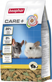 Корм для шиншилл Beaphar Care + Chinchilla 1.5 кг (18405) (8711231184057)