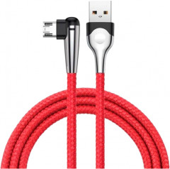 Кабель Baseus MVP Mobile Game Cable USB for Micro 1.5A 2.0 м Red (CAMMVP-F09)