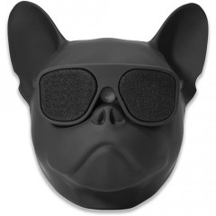 Bluetooth-колонка Aerobull Dog Head Big Черная (30-SAN338)