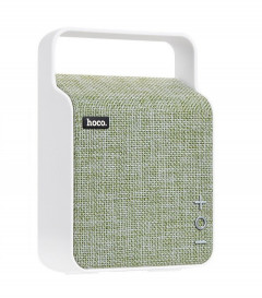 Колонка портативная Hoco BS6 NuoBu desktop Bluetooth speaker 6 Вт Green (38-SAN175-2)