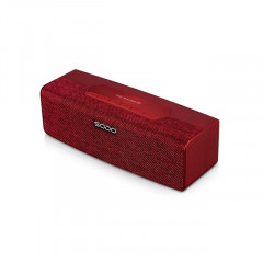 Беспроводная Bluetooth колонка SODO L2 LIFE Red Original