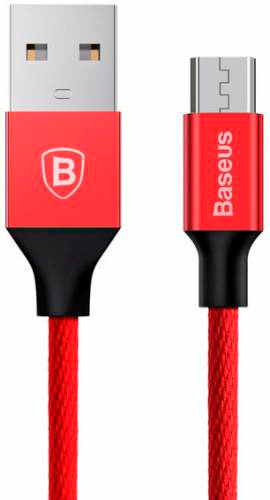 Кабель Baseus Yiven Cable for Micro 1 м Red (CAMYW-A09)