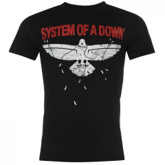 Футболка Official System Of A Down Overcome, M (10098314)