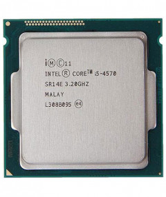Процессор Intel Core i5-4570 3.2GHz/5GT/s/6MB (BX80646I54570) s1150