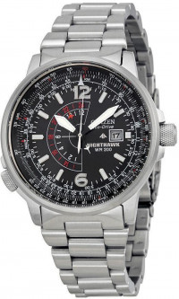 Часы Citizen Promaster Eco- Drive BJ7000-52E NIGHTHAWK