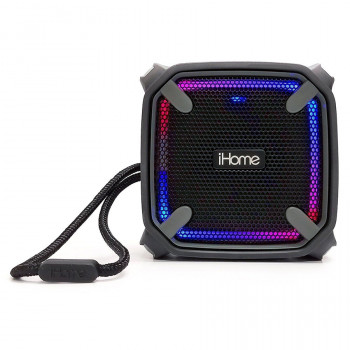 Колонка Bluetooth iHome iBT371 Wireless Waterproof Black