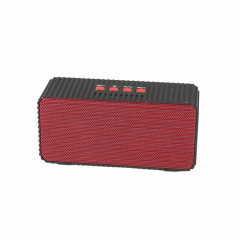 Wiss HDY-005 Mini Bluetooth Speaker Red (PBS-000018)