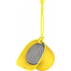 Портативная акустика Usams US-YX002 Bluetooth Speaker Memo Series Yellow