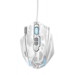 Мышь Trust GXT 155W Gaming Mouse - White Camouflage