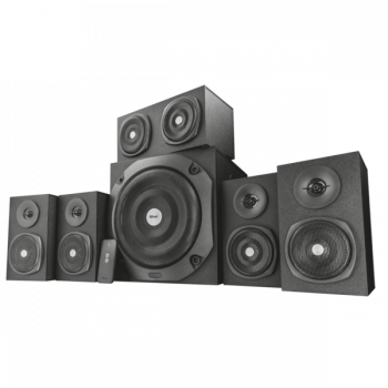 Акустика Trust Vigor 5,1 Surround Speaker System Black